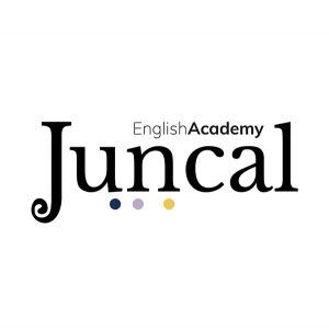 Logotipo Juncal English Academy